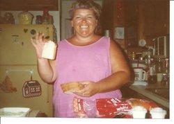 Betty June <i>Briggs</i> Wood