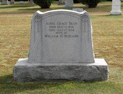 Addie Grace <i>Bean</i> Burland