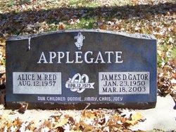 James Douglas Gator Applegate, Sr