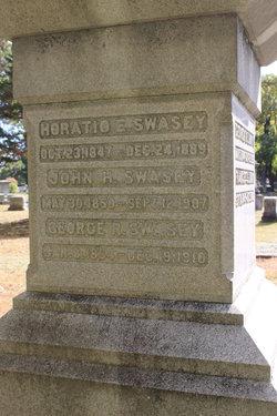 Horatio E. Swasey