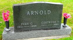 Gertrude Vera <i>Hall</i> Arnold