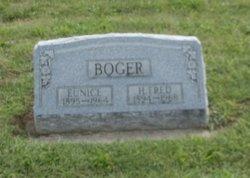 Eunice Mae <i>McCarty</i> Boger