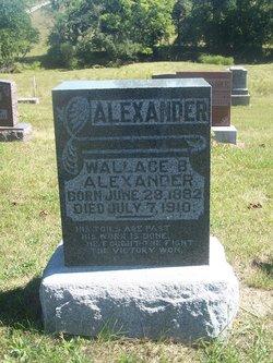 Wallace Bird Alexander