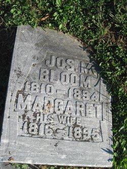 Margaret <i>Gaffin</i> Bloom