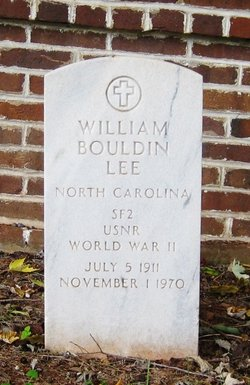 William Bouldin Lee