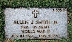 Allen J Smith, Jr