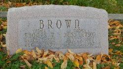 Thomas White Brown