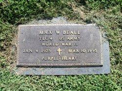 Max W. Beall