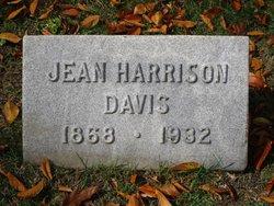 Jean <i>Harrison</i> Davis