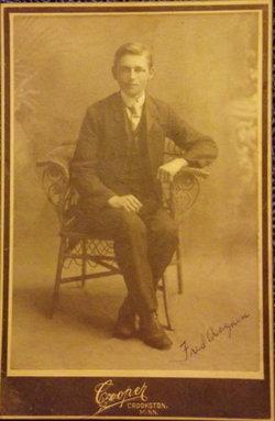 Fredrik Johannes Aagenes