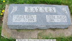 Clyde Elbert Haynes