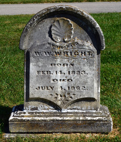Williams W Wright