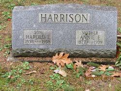 Harold Eugene Harrison, Jr