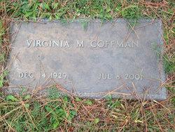 Virginia <i>McClain</i> Coffman