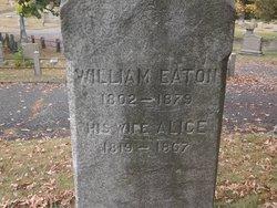 Alice <i>Ryland</i> Eaton