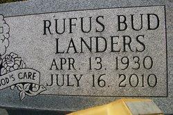 Rufus Bud Landers