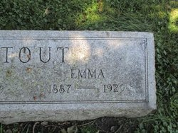 Emma <i>Huchan</i> Stout