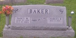 Nancy M. <i>Winstead</i> Baker