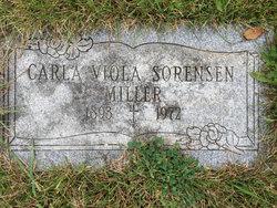 Carla Viola <i>Sorensen</i> Miller
