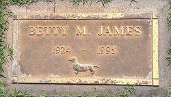 Betty Marie <i>Jacks</i> James