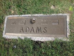 Mae Ponton <i>Hutson</i> Adams