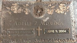 Adelle Payne Aldridge