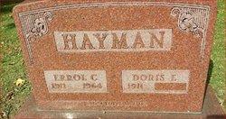 Errol C Hayman