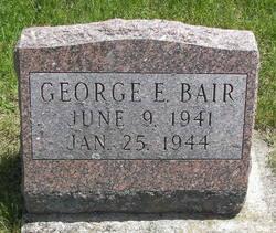 George E Bair