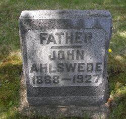 John Ahlswede