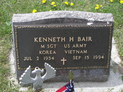 Kenneth H Bair