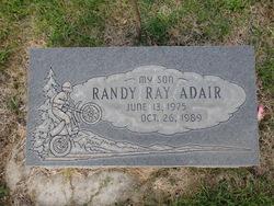 Randy R Adair