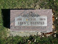 John Carl Jack Oletzke