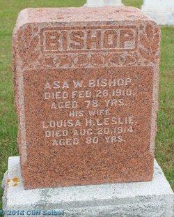 Asa W. Bishop