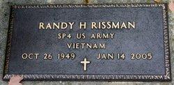 Randy H Rissman