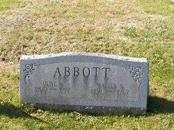 Olive M. <i>Blackwell</i> Abbott