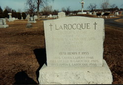 Hermine <i>LaRocque</i> Brown