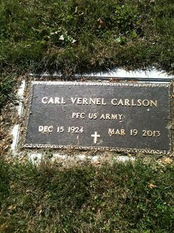 Carl Vernel Carlson