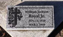 William Jackson Jack Royal, Jr