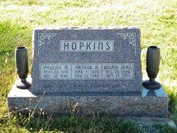 Arthur Ansel Hopkins