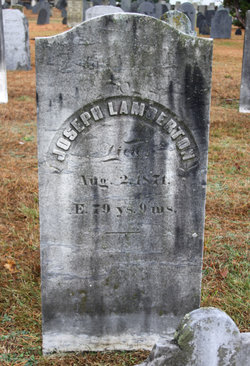 Joseph Lamberton