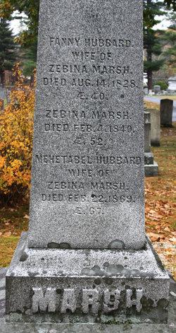 Mehitable <i>Hubbard</i> Marsh