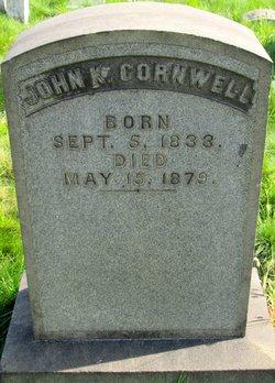 John K. Cornwell