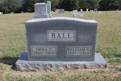 Emma Cecilia <i>White</i> Ball