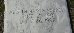 Austin Mason Awbrey