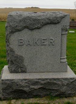 Ida May <i>Godding</i> Baker
