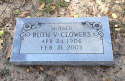 Ruth Velma <i>Davison</i> Clowers