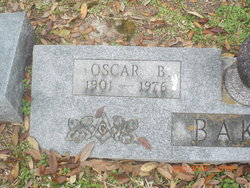 Oscar Bryant Baker