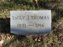Emily J. <i>Pickens</i> Thomas