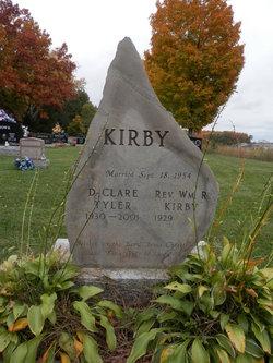 D. Clare <i>Tyler</i> Kirby