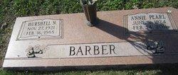 Annie <i>Peace</i> Barber